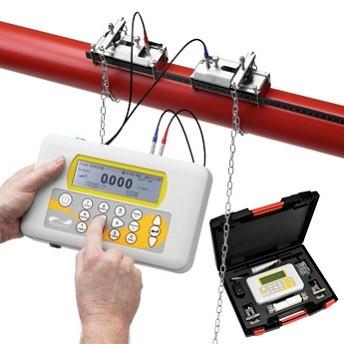Durchflussmesser Portaflow Ultraschall
