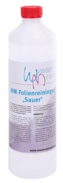 """WM Folienreiniger """"Sauer"""""""